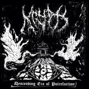 KRYPTS (Fin) – Descending Era of Putrefaction CD Digipak