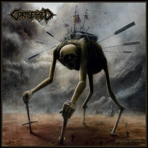 CORPSESSED (Fin) – Impetus of Death CD