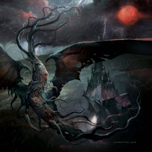 SULPHUR AEON (Ger) – 'The Scythe Of Cosmic Chaos' CD Digipack