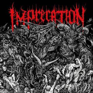 IMPRECATION (USA) – Damnatio ad Bestias CD