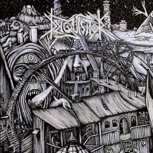 DEIQUISITOR (Dk) – Downfall of the Apostates CD