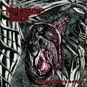 CRIMSON RELIC (USA) – Purgatory's Reign CD