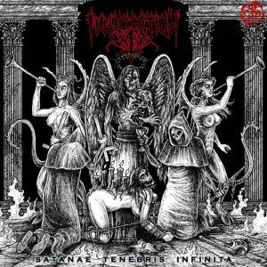 IMPRECATION (USA) – Satanae Tenebris Infinita CD