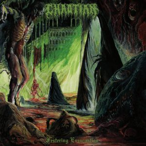 CHAOTIAN (Dk) - Festering Excarnation CD
