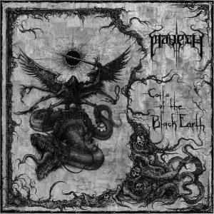 MAVETH (Fin) – Coils of the Black Earth CD