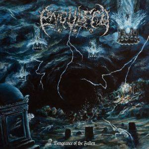ENGULFED (Tur) - Vengeance of the Fallen MLP