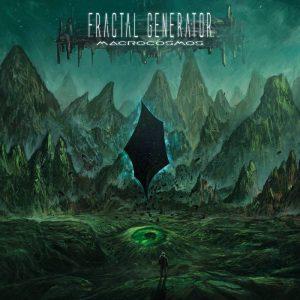 FRACTAL GENERATOR (Can) – 'Macrocosmos' CD
