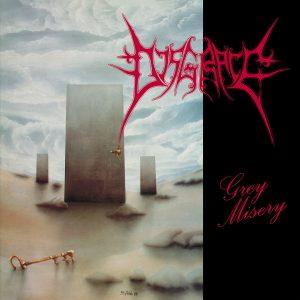 DISGRACE (Fin) - 'Grey Misery+bonus' 2-CD