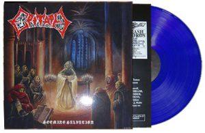 EPITAPH (Swe) – 'Seeming Salvation' LP Official (Blue vinyl)