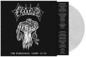 EPITAPH (Swe) – 'The Fleshcrawl Tapes '91-'92' LP (Clear vinyl)