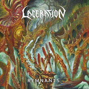 LACERATION (USA) – Remnants CD
