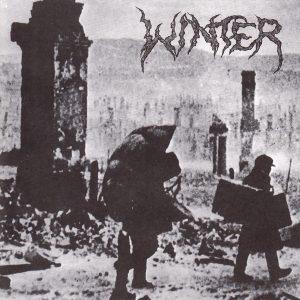 WINTER (USA) – 'Into Darkness' 2-LP Boxset