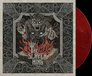 THE SLAYERKING (Gr) – 'Tetragrammaton' LP (Red vinyl)