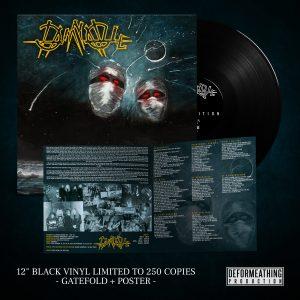 DAMNABLE (Pol) – 'Inperdition' LP Gatefold