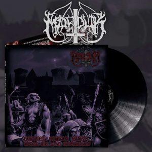 MARDUK (Swe) – 'Heaven Shall Burn…' LP Gatefold
