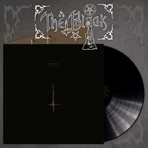 THE BLACK (Swe) – 'Alongside Death' LP Gatefold