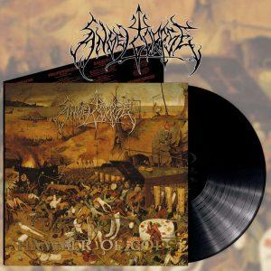 ANGELCORPSE (USA) – 'Hammer of Gods' LP Gatefold