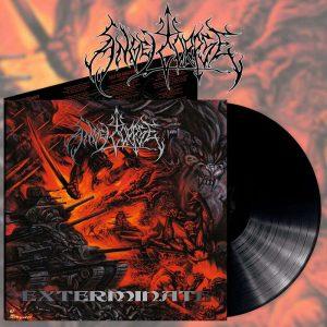 ANGELCORPSE (USA) – 'Exterminate' LP Gatefold