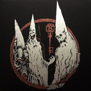 "URFAUST / KING DUDE – split 7""EP"