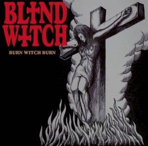 BLIND WITCH (Jap) – 'Burn Witch Burn' D-LP Gatefold