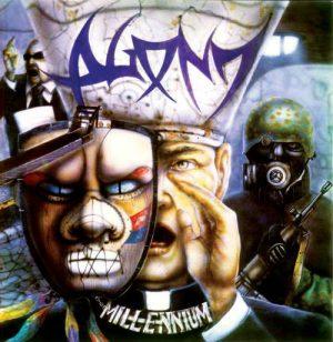 AGONY (Col) – 'Millennium' D-LP Gatefold