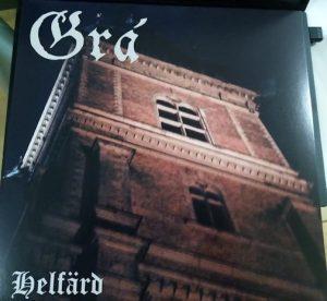 GRÀ (Swe) – 'Helfärd' MLP + Poster