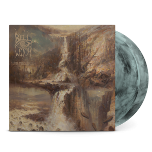 BELL WITCH (USA) – 'Four Phantoms' D-LP Gatefold (Aquatic w/Black Galaxy Swirl)