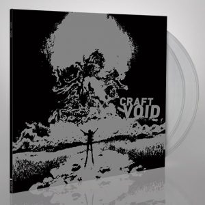 CRAFT (Swe) – 'Void' D-LP Gatefold (Clear vinyl)