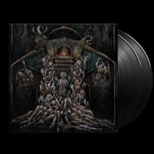 FUOCO FATUO (It) – 'Obsidian Katabasis' D-LP Gatefold (Black vinyl)