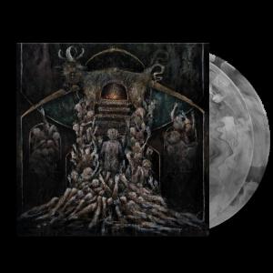 FUOCO FATUO (It) – 'Obsidian Katabasis' D-LP Gatefold (Galaxy vinyl)