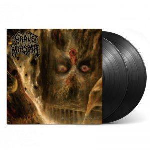 GRAVE MIASMA (UK) – 'Abyss of Wrathful Deities' D-LP Gatefold