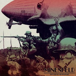 MINENFELD (Ger) – 'The Great Adventure' CD