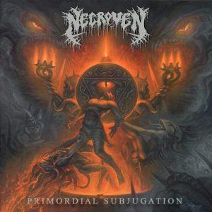 NECROVEN (Spa) – 'Primordial Subjugation' CD