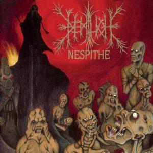 DEMILICH (Fin) – 'Nespithe' LP Gatefold (Blue vinyl)