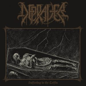 DEPRAVER (USA) - Suffering in the Coffin | A Crippling Crush CD