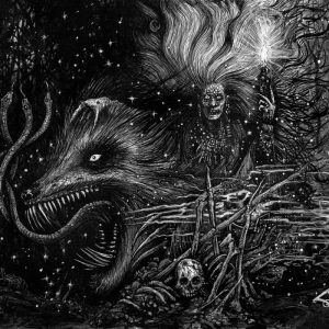 GRAFVITNIR (Swe) – 'Obeisance to a Witch Moon' CD Digipack