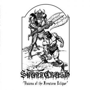 SKULLCRUSH (USA) – 'Visions of the Firestorm Eclipse' CD