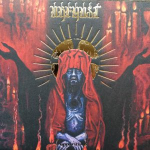 URFAUST (Nl) – 'Apparitions' MLP (Red vinyl)