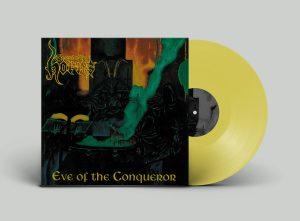 GOSPEL OF THE HORNS (Aus) –  'Eve of the Conqueror' MLP (Yellow vinyl)