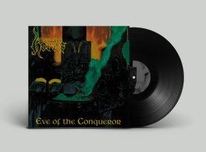 GOSPEL OF THE HORNS (Aus) –  'Eve of the Conqueror' MLP (Black vinyl)