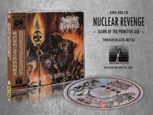NUCLEAR REVENGE (Spa) – 'Dawn of the Primitive Age' CD