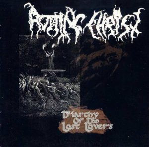ROTTING CHRIST (Gr) – 'Triarchy Of The Lost Lovers' CD
