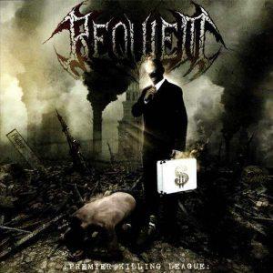 REQUIEM (Swi) – 'Premier Killing League' CD