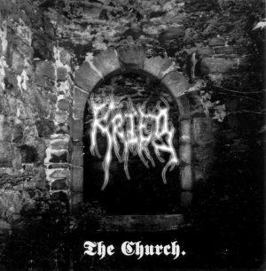 KRIEG (USA) – 'The Church' MCD