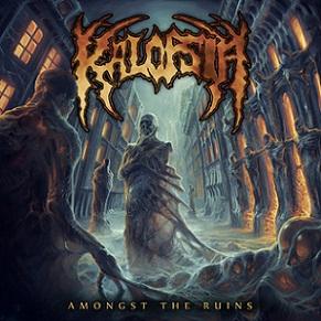 KALOPSIA (USA) – 'Amongst The Ruins' CD Digipack