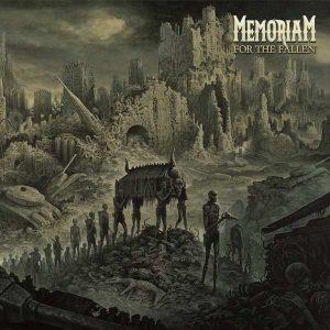 MEMORIAM (Uk) – 'For the Fallen' LP Gatefold