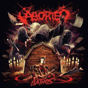 """ABORTED (Bel) – 'Bathos' 7""""EP"""