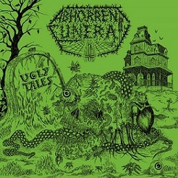 ABHORRENT FUNERAL (Pol) - 'Ugly Tales' CD