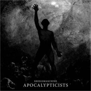 KRIEGSMASCHINE (Pol) – 'Apocalypticists' CD Digipack