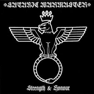 SATANIC WARMASTER (Fin) – 'Strength and Honour' CD Digipack